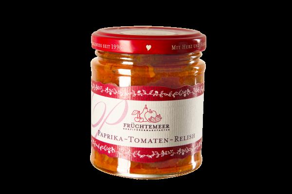 Paprika - Tomaten Relish